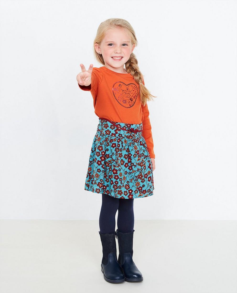 T-shirt à longues manches - orange, Plop - Plop